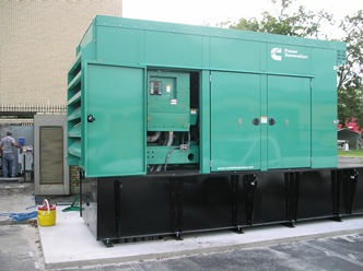 Bradford County Courthouse Generator